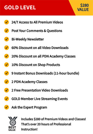 PDN Training Tour Giveaway | CrossBreed Blog